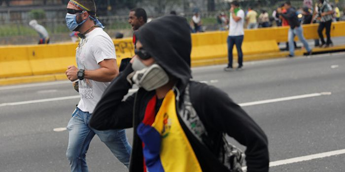 Due morti a cortei protesta in Venezuela
